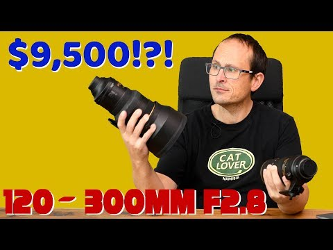 The Nikkor 120-300mm Image Quality looks... MEH!?