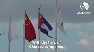 Chinese tech crucial to Cuba's solar shift