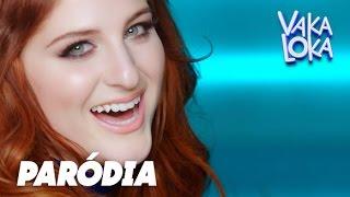 """Meghan Trainor - Gordelícia """"Me Too"""" (Paródia/Redublagem)"""