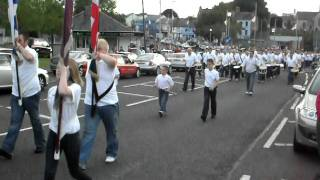 preview picture of video 'Limavady 11th Night Parade - 2011'