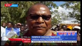 Rabsha zazuka kwenye kura za mchujo za ODM huko Mwatate