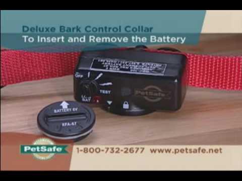 PetSafe Deluxe Bark Control Collar Tips