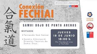 Conexión Fechiai, conversando sobre el Aikido en Chile / Samui Dojo