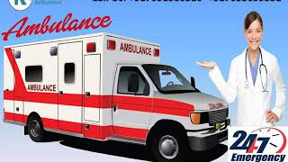 Best Patient Transfer Road Ambulance Service in Bhagalpur and Purnia
