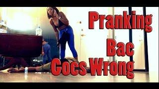 Pranking Bae GOES REALLY BAD!!
