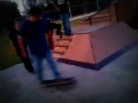 Belle fourche skatepark PRO's