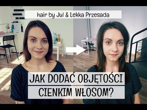 Przeszczep z długimi włosami w Moskwie