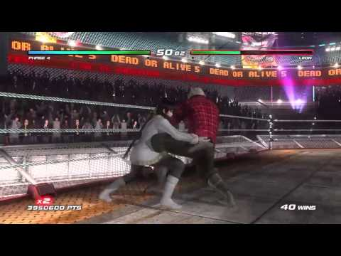 DEAD OR ALIVE 5 Last Round - Phase 4 Survival (Legend) (1/2)