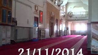 preview picture of video 'Oued Athmenia cheikh morad salat el joumou3a 21 11 2014'