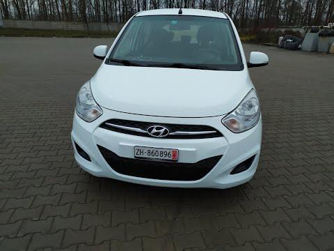 Hyundai i10 - коротко о главном