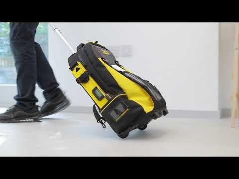 Sac à dos porte-outils à roulettes FATMAX® - STANLEY