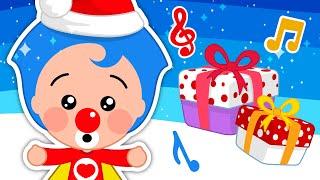 Que Linda La Navidad 🎄 Música de Navidad de Plim Plim 🎄| El Reino Infantil