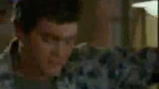 Discussion de Pacey et Joey, Brooks décédé