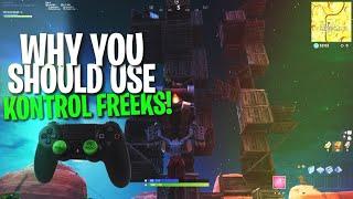 Kontrol Freeks On Fortnite = Pro