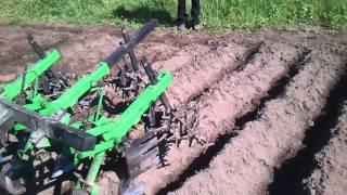 Культиватор для міжрядної прополки ( їжаки ) -1 Cultivator For Inter-row Weeding (hedgehogs) -1