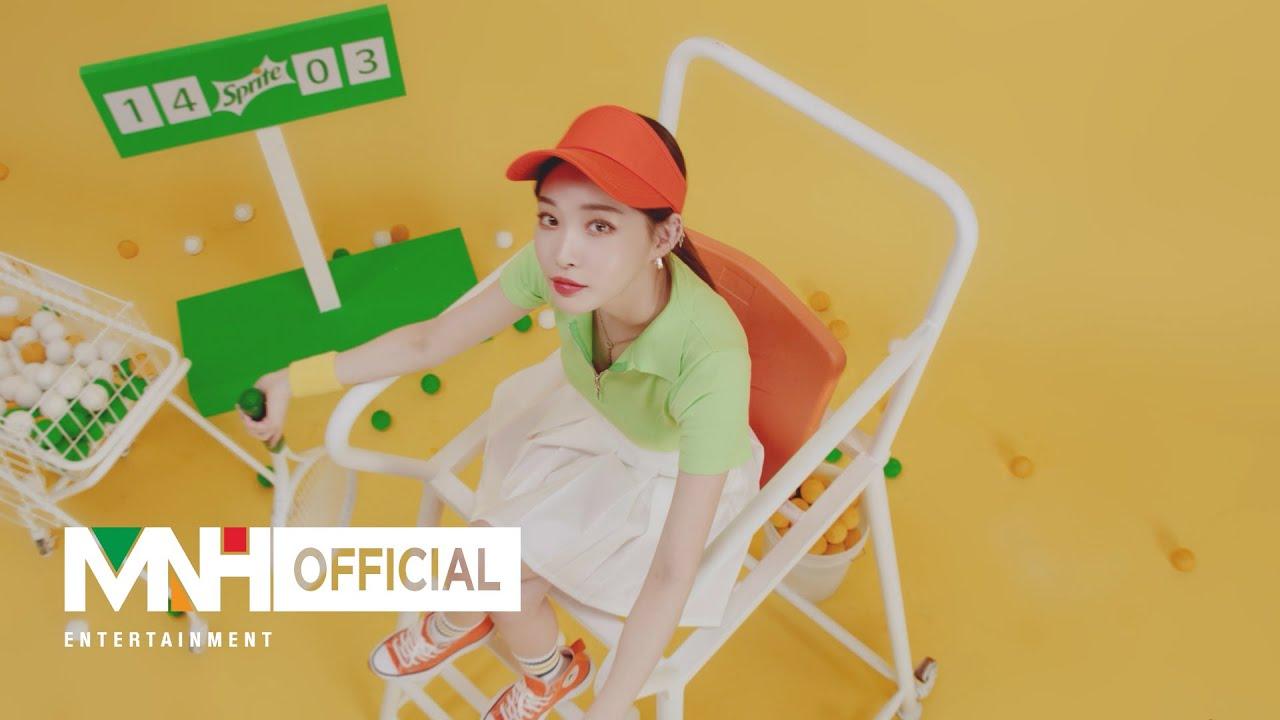 [Korea] MV : Chung Ha - Be Yourself