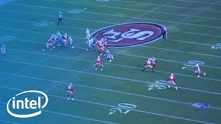 Intel® freeD Technology + NFL | Intel