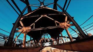 Steel bando/steel balls (don't crash) fpv freestyle