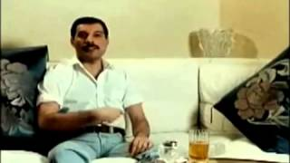Freddie Mercury - in his own worlds