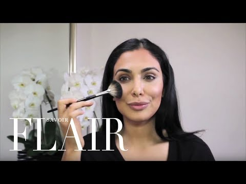 Fast and Flawless: The Five-Minute Flawless Face by Huda Kattan