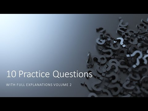10 NEC Electrical Practice Test Questions with full explanations ...