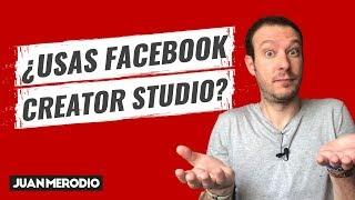 Qué es y como usar Facebook Creator Studio