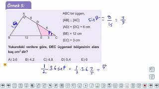 Eğitim Vadisi 11.Sınıf Matematik 4.Föy Trigonometrik Fonksiyonlar 1 Konu Anlatım Videoları