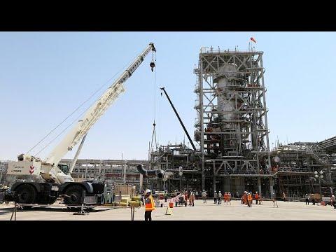 العرب اليوم - شاهد: كيف أصبحت المنشأتين النفطيتين في