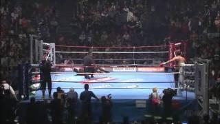 Remy Bonjasky vs Badr Hari 2 [full fight]
