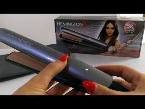 Remington S8598 Styler Haarglätter Keratin Protect Glätteisen Produktvorstellung