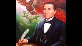 Poema A Benito Juárez García  De Felipe Díaz Sánchez