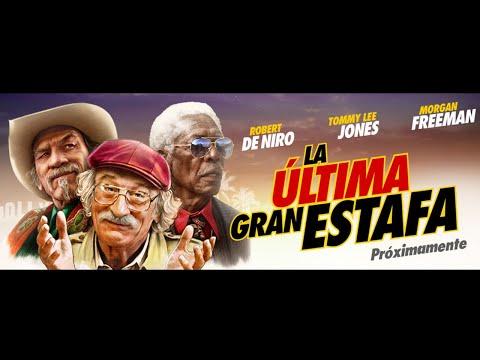 La Última Gran Estafa - Tráiler en castellano PRÓXIMAMENTE