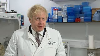 video: Covid tiers chaos threatens to tear Boris Johnson's support apart