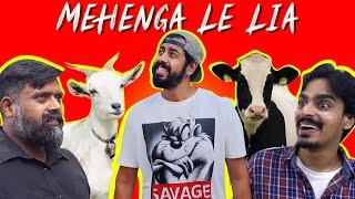 MEHENGA LE LIA   BAKRA EID 2020   Comedy Skit   Bekaar Films