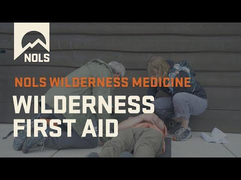NOLS Wilderness Medicine | Wilderness First Aid - YouTube