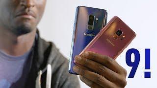 Samsung Galaxy S9 Impressions! - Video Youtube