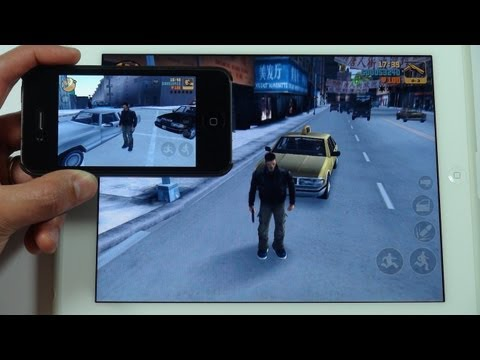 Grand Theft Auto III IOS