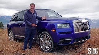 Rolls-Royce Cullinan 2018 - dabar
