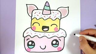 Comment Dessiner Un Panda Licorne Kawaii Emoji Clipggcom