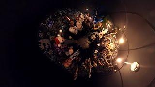 Ogonyok Band - New Year (360 Music Video)
