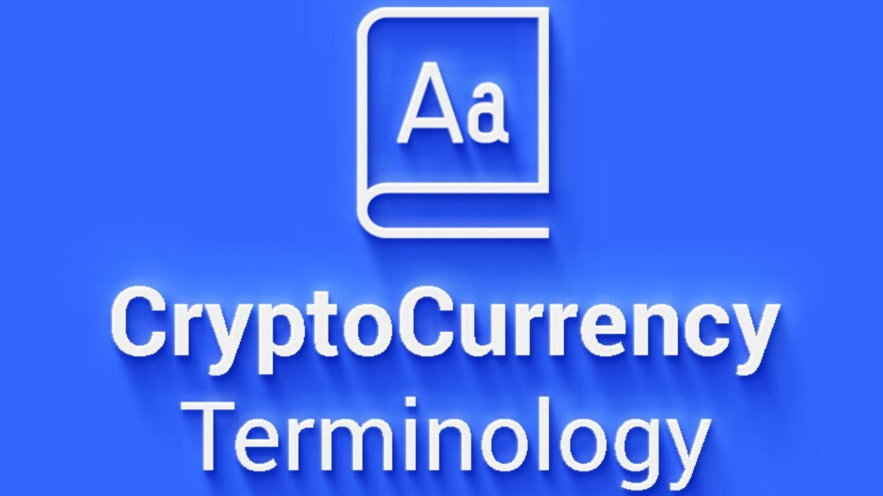 #crypto #beginner 25 Crypto Terms You Should Know (Great for Beginners)