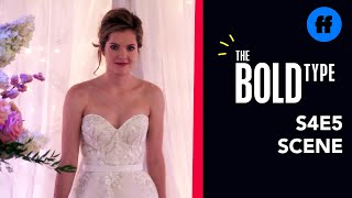 Season 4 episode 5 | Extrait 2 : Sutton Tries On Wedding Dresses (VO)