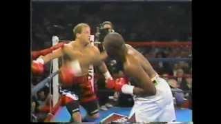 RIP Tommy Morrison vs Bentt  1st rd. KO