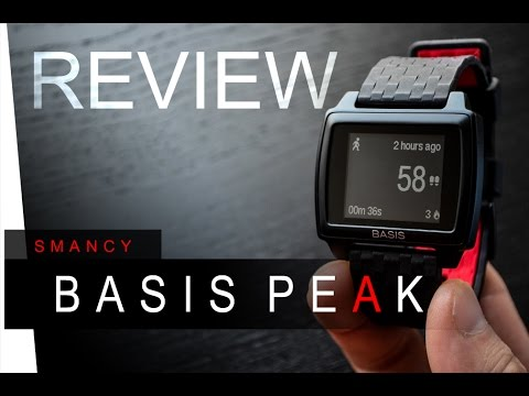 BASIS PEAK Activity Band - REVIEW