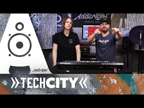 Roland Synth Tips - 4. Filter Envelope
