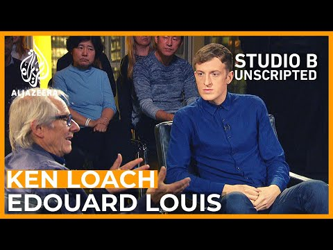 Studio B, Unscripted: With Ken Loach and Edouard Louis