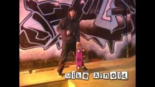 preview picture of video 'Mike Arnold Skating in Reading - Skateboarding Tricks'