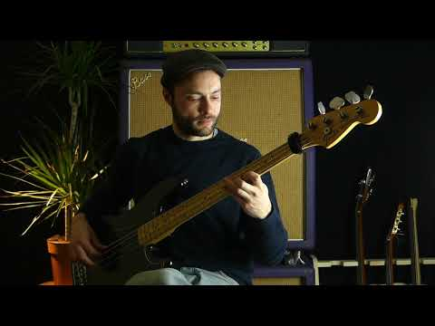 Hugues Collin - New Beat with my P Bass