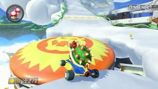 Cloudtop Cruise - 1:57.589 - lemon (Mario Kart 8 World Record)