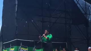 Bathabile Dlamini Destroys Cyril Ramaphosa